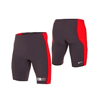 Shorts Z3R0D RACER red-grey