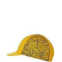 Cycling Cap Wolf Yellow