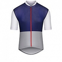 Cafe Du Cycliste Micheline navy&grey